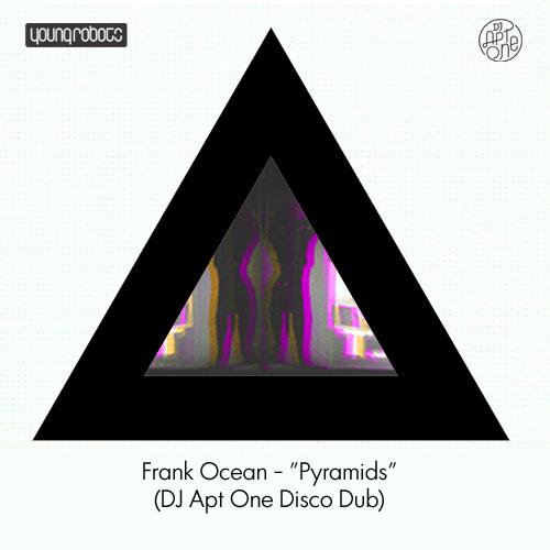 Frank Ocean – Pyramids (DJ Apt One Disco Dub)