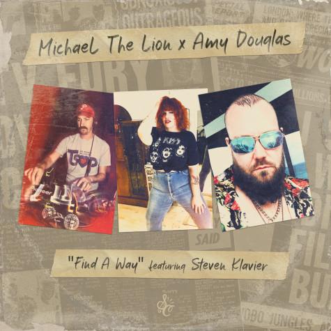 Michael The Lion x Amy Douglas-Find A Way featuring Steven Klavier-1500x1500